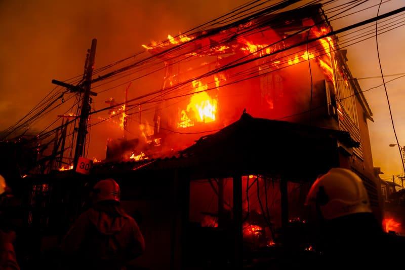 נזקי שריפה