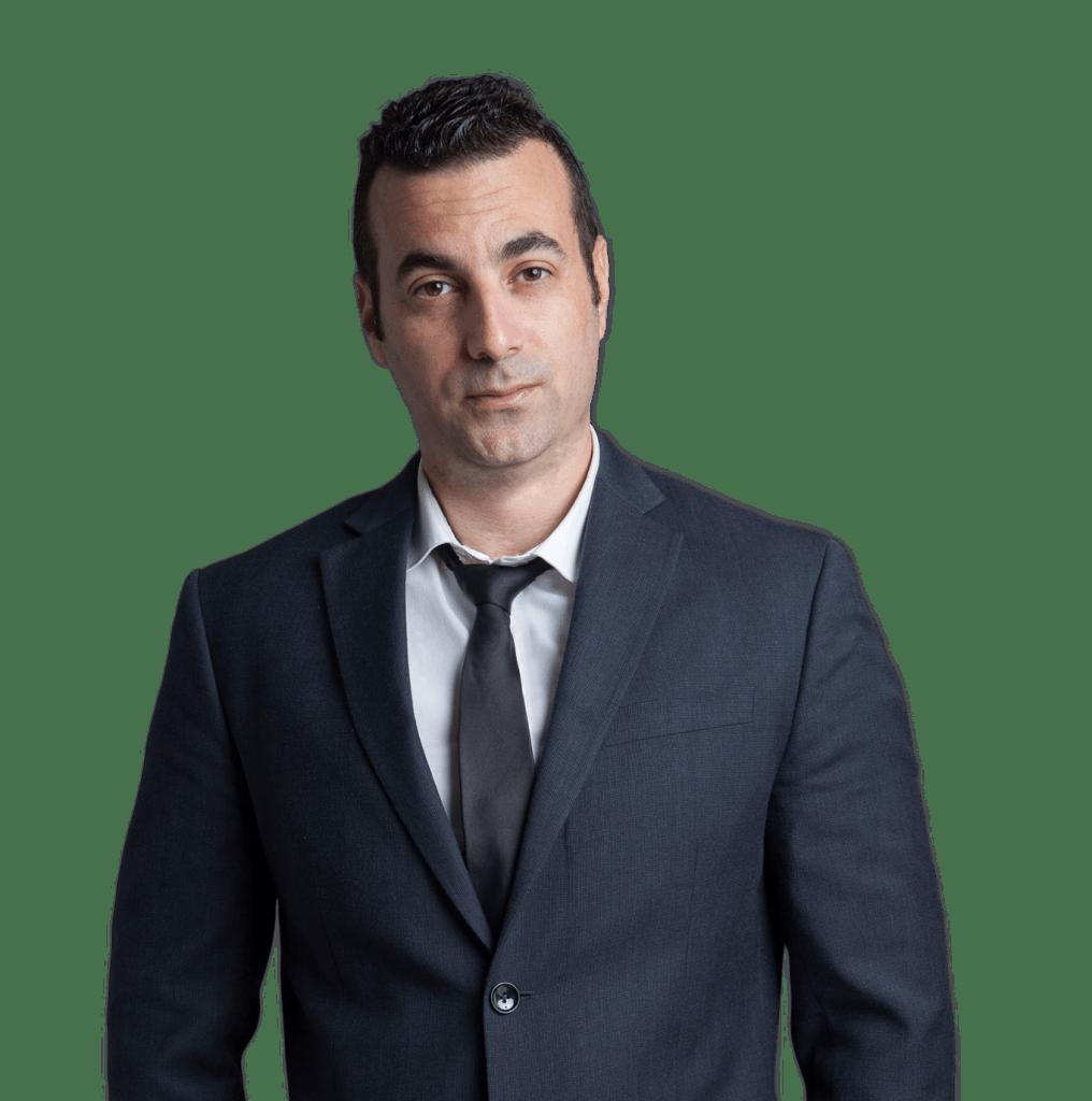 עורך דין נזיקין - אלעד רייך