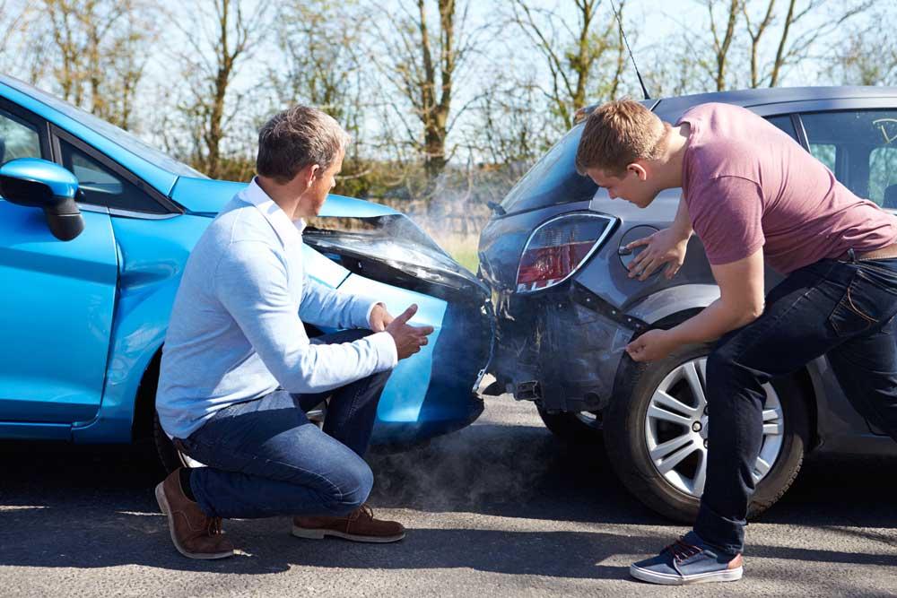 תביעת נזיקין בגין תאונת דרכים