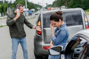 תאונה בדרך לעבודה