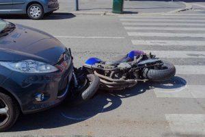 מה עושים לאחר תאונת אופנוע