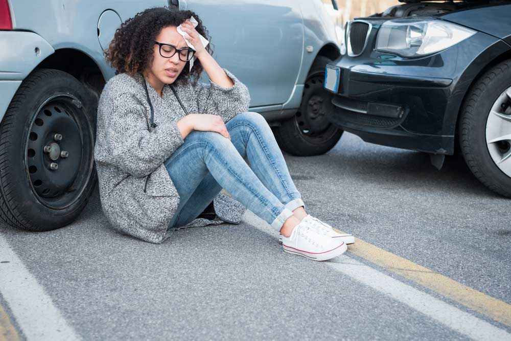 מה לעשות אחרי תאונת דרכים